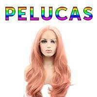 Pelucas drag queen